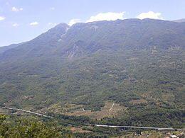 Pizzo Deta, seconda cima più elevata dei Monti Ernici