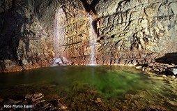 San Demetrio ne' Vestini: le Grotte di Stiffe.