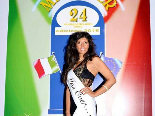 Intervista a Miss Over 40Anta, una donna di 43 anni di Giulianova (Te)