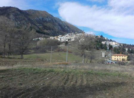 Rocca di Cambio, il Comune più alto degli Appennini, nel fascinoso Parco del Sirente Velino