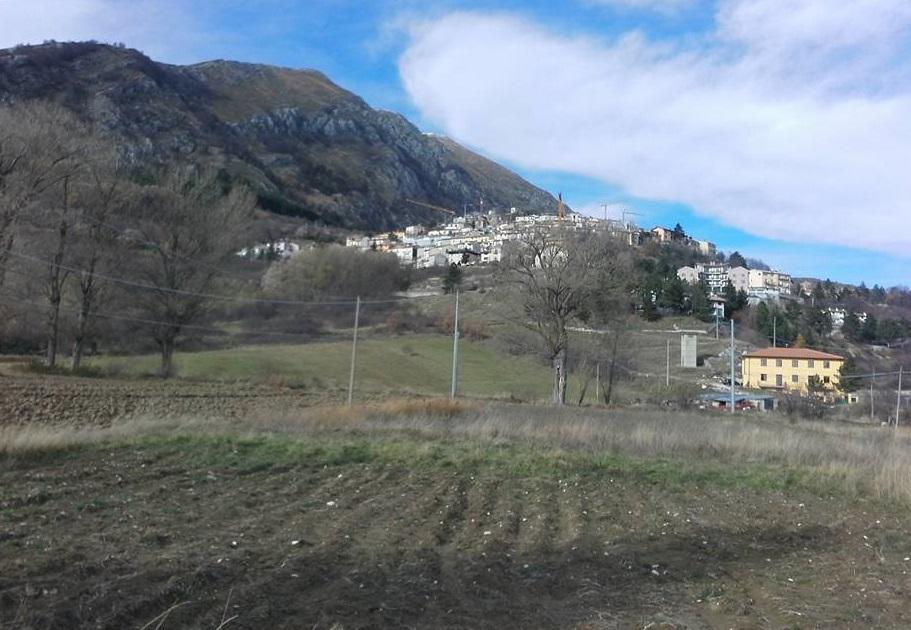 Rocca di Cambio il Comune più alto degli Appennini