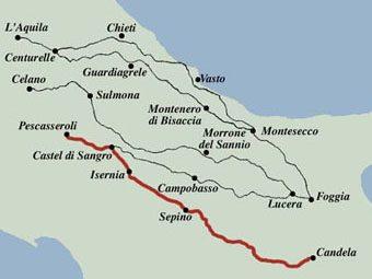 Il Regio Tratturo Pescasseroli – Candela rivive con il trekking e le escursioni a cavallo