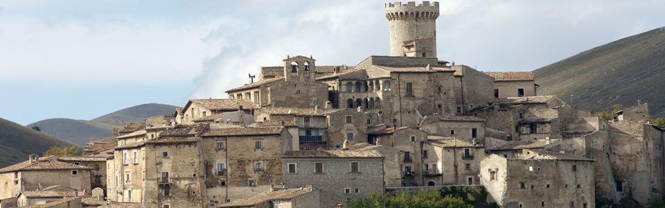 Il borgo medievale di S.Stefano di Sessanio (Foto del Comune di Santo Stefano)