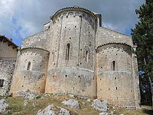 Chiesa di Santa Maria dell'Assunta di Bominaco (Wikipedia)