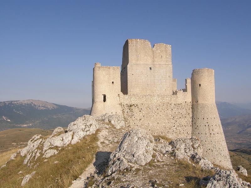 Rocca Calascio (Wikipedia)
