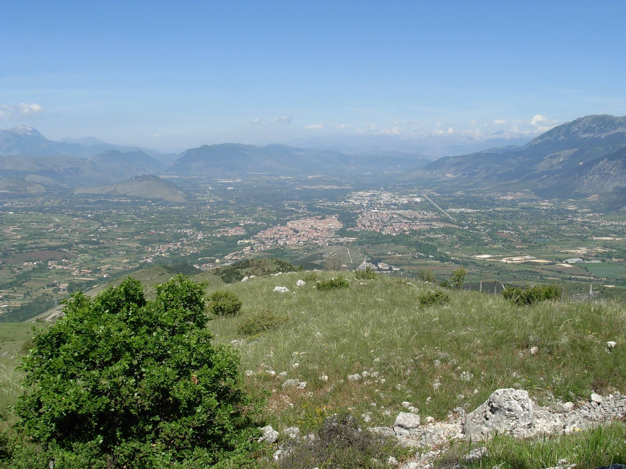 Valle Peligna (Wikipedia)