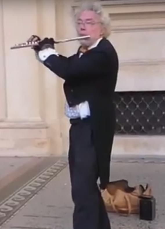 Il musicista tedesco