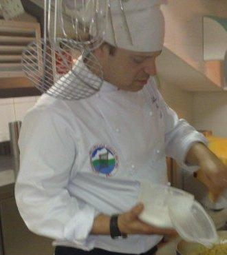 Lo chef Silvano Pinti