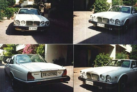 La JAGUAR CARS – DAIMLER dagli anni 60′ agli anni 80′ del XX secolo