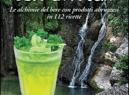 """Chieti: presentazione del libro """"Bevo la Foglia"""" sulle ricette dei drink in versione abruzzese"""