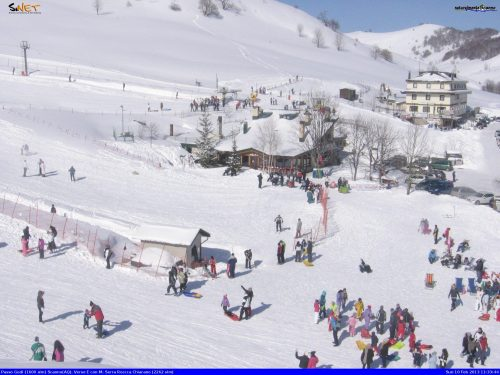 La Stazione di Passo Godi ( m 16030 – 1780): sci, escursioni, ciaspolate e tanto altro nel Parco Nazionale d'Abruzzo
