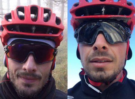 Intervista al ciclista teatino Simone Tucci che gareggerà in Sud Africa
