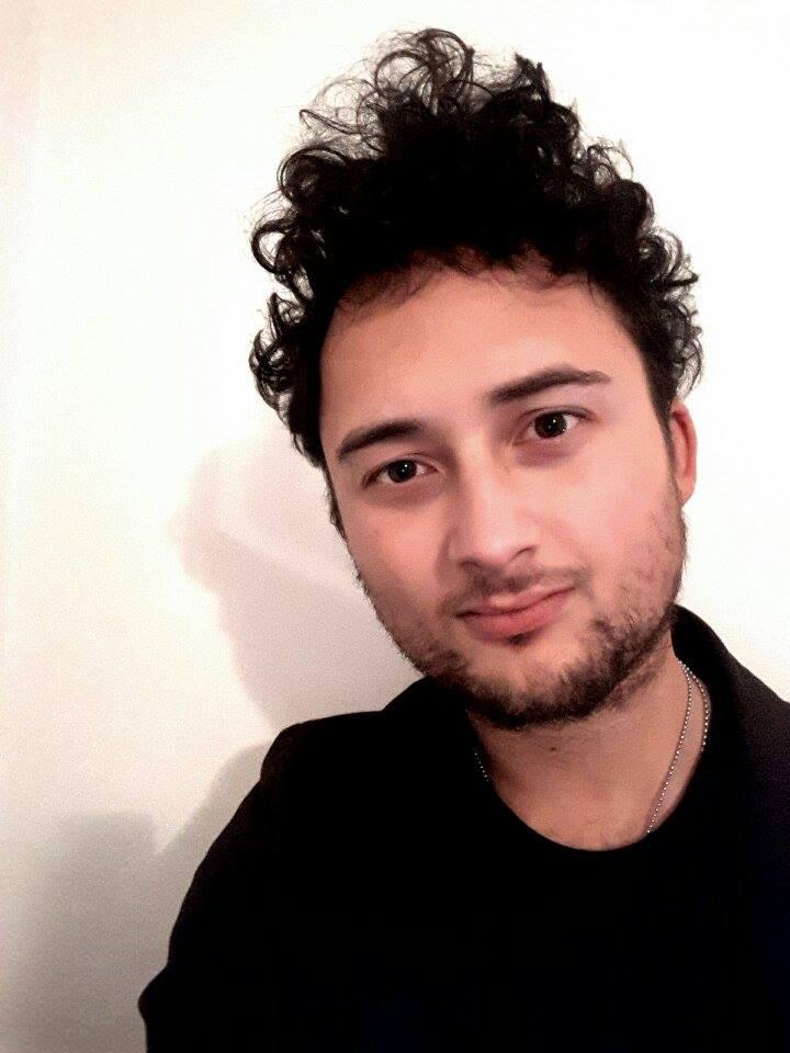 """Giampiero Margiovanni, autore del romanzo """"I Sogni nelle lacrime"""""""