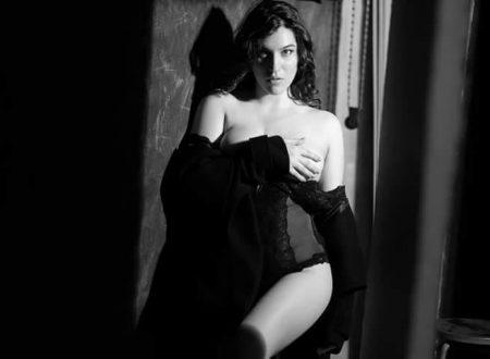 Scafa (Pe): intervista alla fotomodella glamour Annalinda Barini