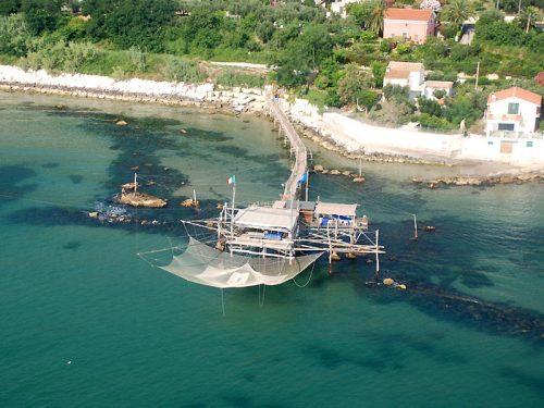 Fossacesia (Ch): la Storia del Trabocco Pesce Palombo