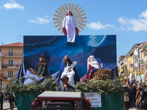 Orsogna (Ch): I Talami il martedì di Pasqua