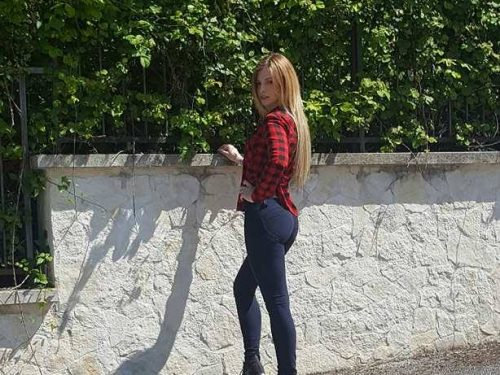 Conosciamo Tanya Voronkova, 2° alla prima tappa abruzzese di Miss Motors
