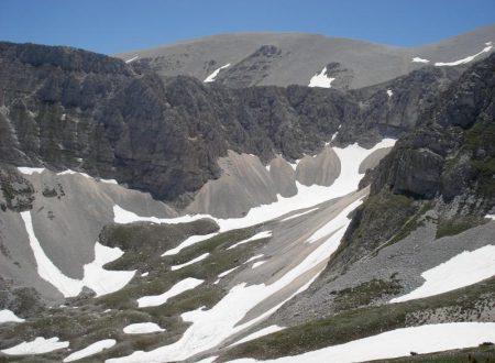 """Maiella: nel 1937 e nel 1972 leggendarie ascensioni dei rocciatori teatini sulla parete """"Nord – Ovest"""" delle Murelle"""