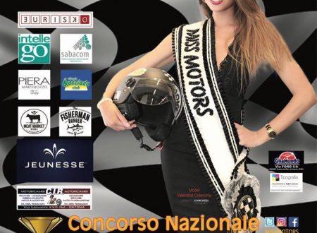 Francavilla al Mare (Ch): il 1 luglio tappa regionale di Miss Motors Italy 2017