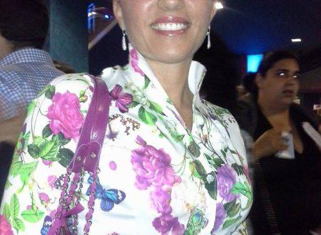 """Claudia De Nardis, l'attrice che ha recitato una scena di nudo nel film """"Le Brigantesse"""""""