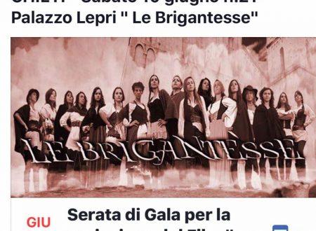 """Chieti: domani serata di gala a Palazzo Lepri, ingresso gratuito, con proiezione del film """"Le Brigantesse"""""""
