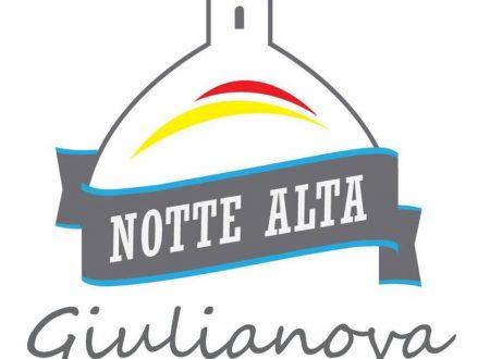 Giulianova (Te): Notte Alta tutti i mercoledì sera dal 12 luglio al 30 agosto 2017