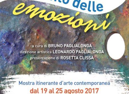 """Bucchianico (Ch): al via la mostra itinerante d'arte contemporanea """"Il Canto delle Emozioni"""""""