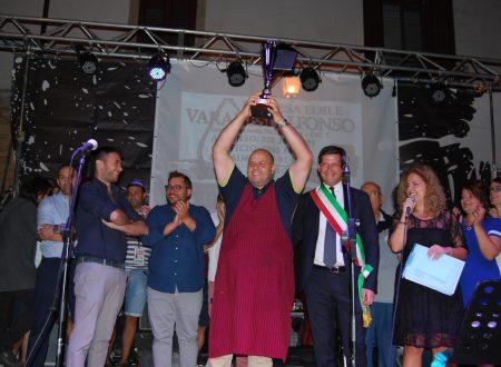 Campli (Te): Sagra della Porchetta Italica 2017, vince Nicolino Mercurii la 46esima edizione