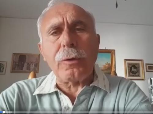 OGGI L' ON. GENERALE ANTONIO PAPPALARDO AL GRANDE ALBERGO ABRUZZO DI CHIETI