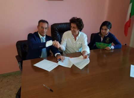 Alanno, firmato protocollo d'intesa per apertura sportello antiviolenza