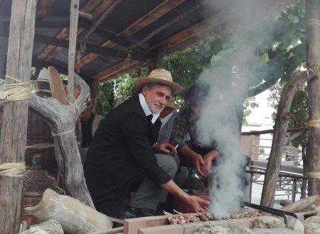 Civitella Casanova (Pe): l'imprenditore Marco D'Antuono vuole esportare gli arrosticini in tutto il mondo