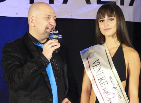 La Teatina Teresa Olivieri 7a classificata a Venere d'Italia