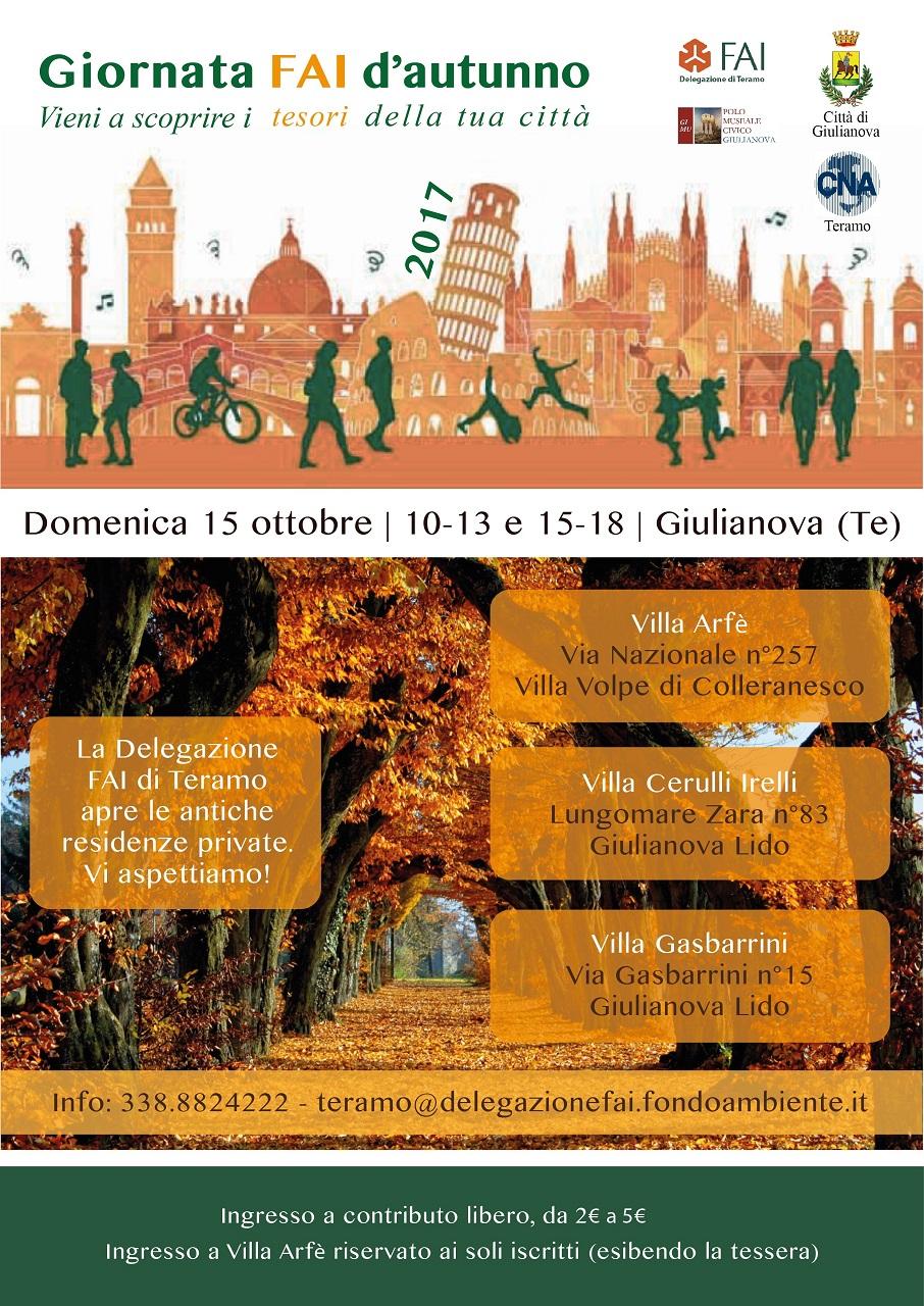 Eventi Delegazione FAI teramano a Giulianova