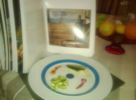 """Pescara: i piatti artistici di Livio Vicario del ristorante """"Livio e il Mare"""""""