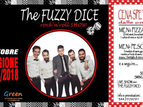 """Pescara: Giovedì sera """"Venere"""" apre la stagione invernale con """"The Fuzzy Dice"""" rock'n'roll show"""