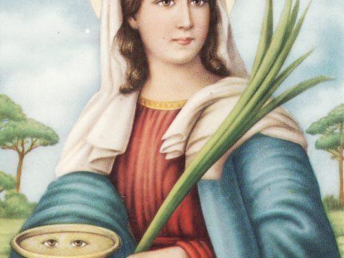 Fosssacesia (Ch): Fonte Santa Lucia, l'acqua miracolosa che curerebbe la vista