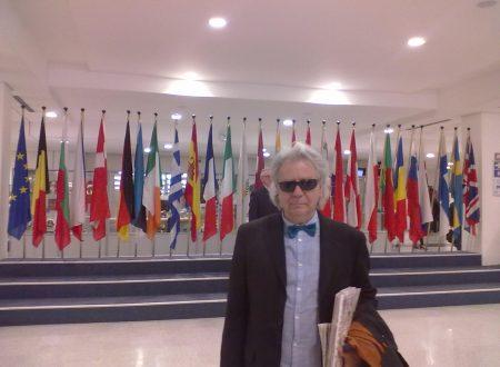 """""""La Sfida della Felicità per una Europa Federale"""" del giornalista Ugo Iezzi"""