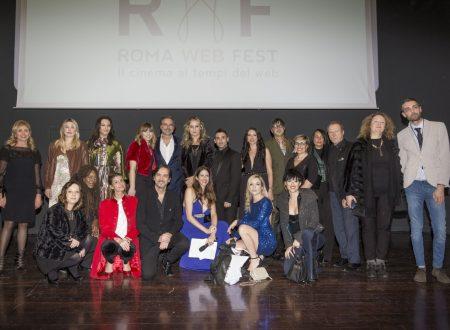 Roma Web Fest, successo strepitoso. Premiati i Licaoni con SKY Atlantic.