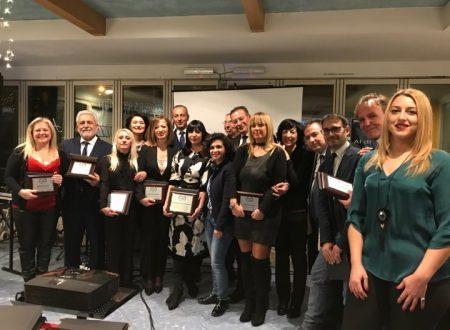 Cuore Nazionale Abruzzo, successo per la cena sociale 2017