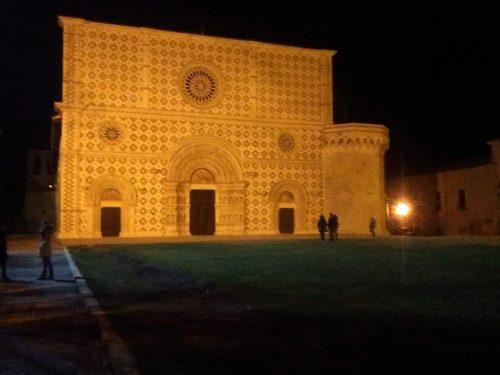 L'Aquila: boom di visitatori in un mese dalla riapertura della Basilica di Collemaggio
