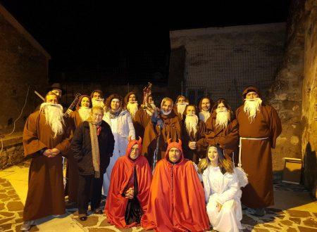 """Lettomanoppello (Pe): domenica 28 gennaio, 6° rassegna folkloristica abruzzese de """"Lu Sant'Antonie"""" al Teatro """"G. De Rentiis"""""""