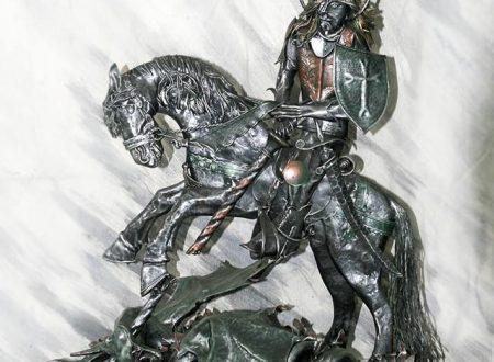 La leggenda di San Giorgio che sconfigge il drago
