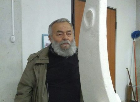 Conosciamo Tonino Santeusanio, lo scultore che realizzerà la statua di Achille a Chieti