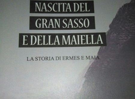 """Tagliacozzo (Aq): venerdì 2 marzo, dalle 17.30, presentazione del libro """"La Leggenda della Nascita del Gran Sasso e della Maiella"""""""