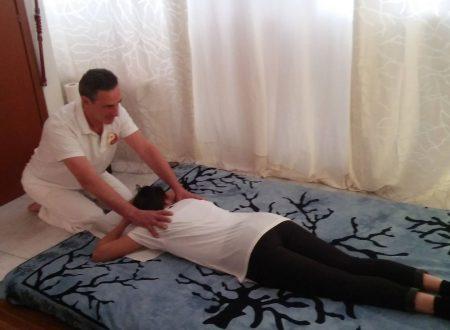 Chieti: Luciano Ardesi ci parla dello Shatsu e dei suoi effetti benefici