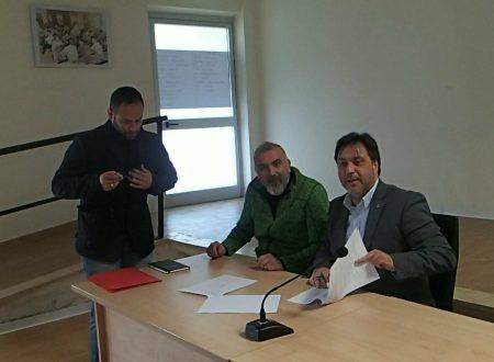 Lettomanoppello (Pe): firmato un Protocollo d'Intesa fra il Comune e la Federazione Speleologica Abruzzese.