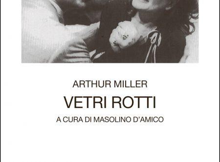 """Elena Sofia Ricci e Gian Marco Tognazzi in """"Vetri rotti"""" a Teramo"""