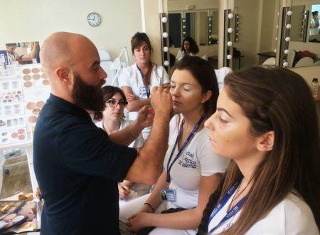 Pescara, parte il corso per i professionisti del trucco della scuola Sem