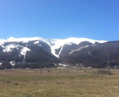La Stazione Sciistica di Rivisondoli: Monte Pratello