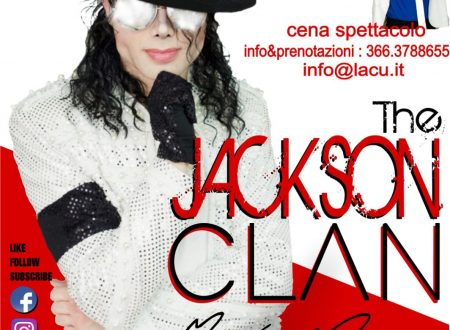 "Moscufo (Pe): Stasera ""The Jackson Clan"" Michael Jackson Tribute Band al Notre Dame Club"